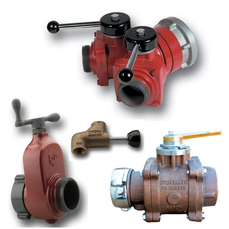 Valves & Gated Wyes