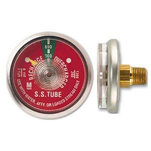 Amerex 17420, Pressure Gauge Water Based Fire Extinguishers