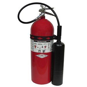 Amerex 332, 20lb CO2 BC Fire Extinguisher