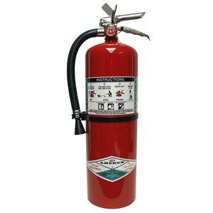 Amerex 397, 11lb Clean Agent Halotron 1 Fire Extinguisher