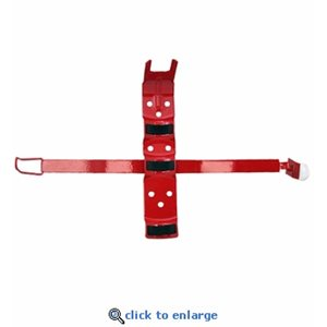 Amerex 818, 5lb Fire Extinguisher Standard Vehicle Bracket