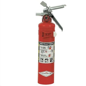 Amerex B417T, 2.5lb ABC Dry Chemical Fire Extinguisher