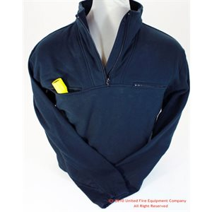 Blauer Quarter Zip Job Shirt