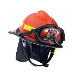 Helmet, Invader 664, Yellow