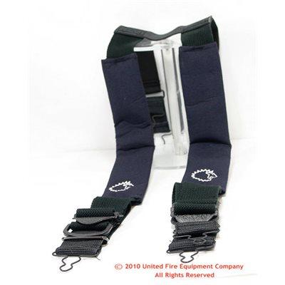 Suspenders,H-Back W / Metal Loop