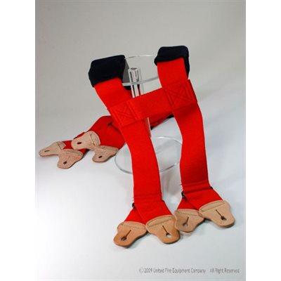 Suspender,Red H Back,Long