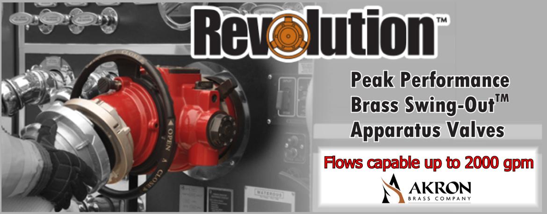 Akron Revolution Apparatus Valve